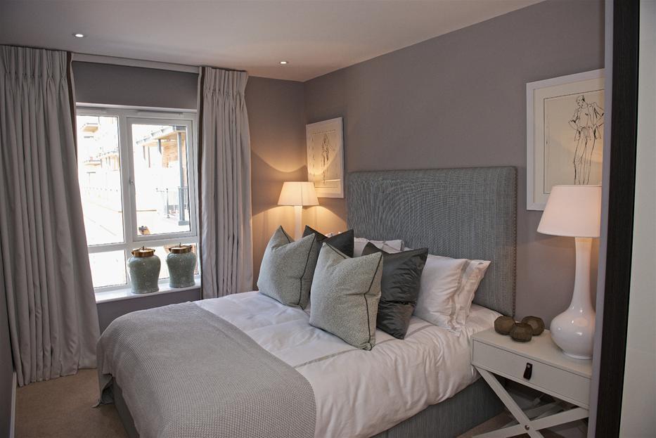 St George, Beaufort Park, 3 Bed, Premier, 2nd Bedroom