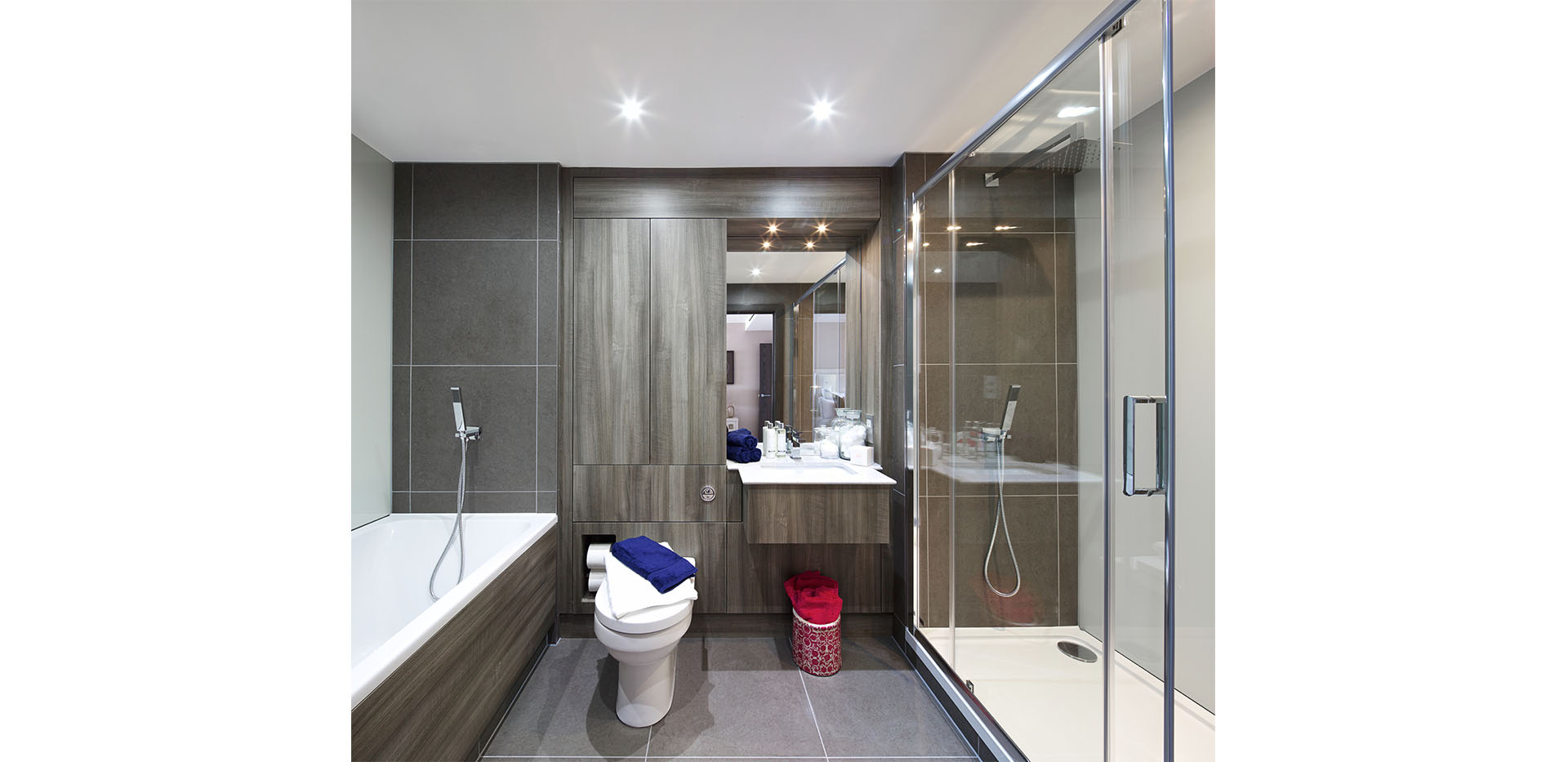 St George, Beaufort Park, 3 Bed Premier Bathroom