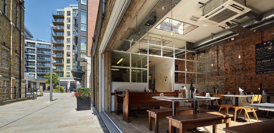 St George, Dickens Yard, Office, Study, Interiors