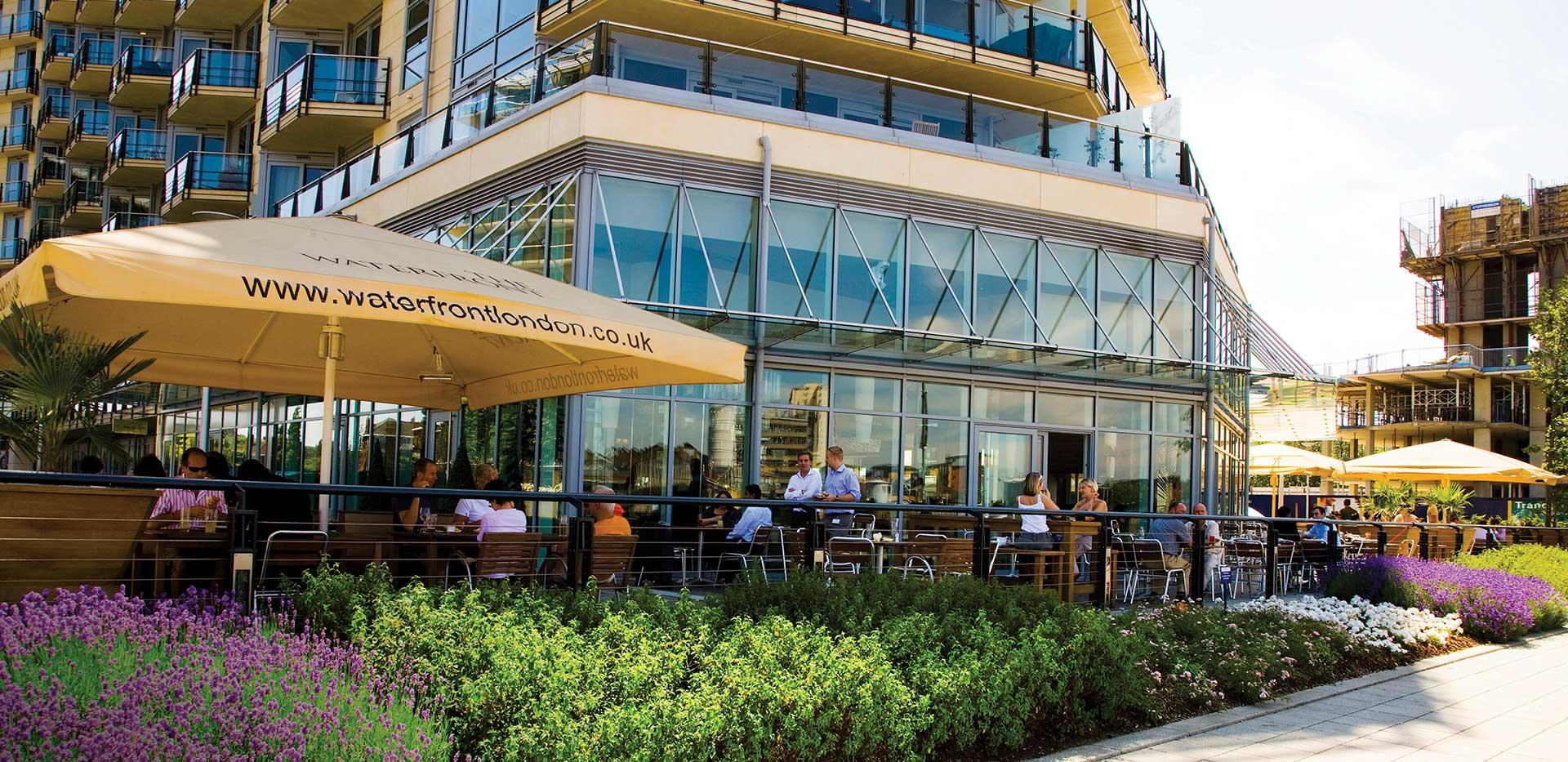 St George, Battersea Reach, Restaurant, Lifestyle