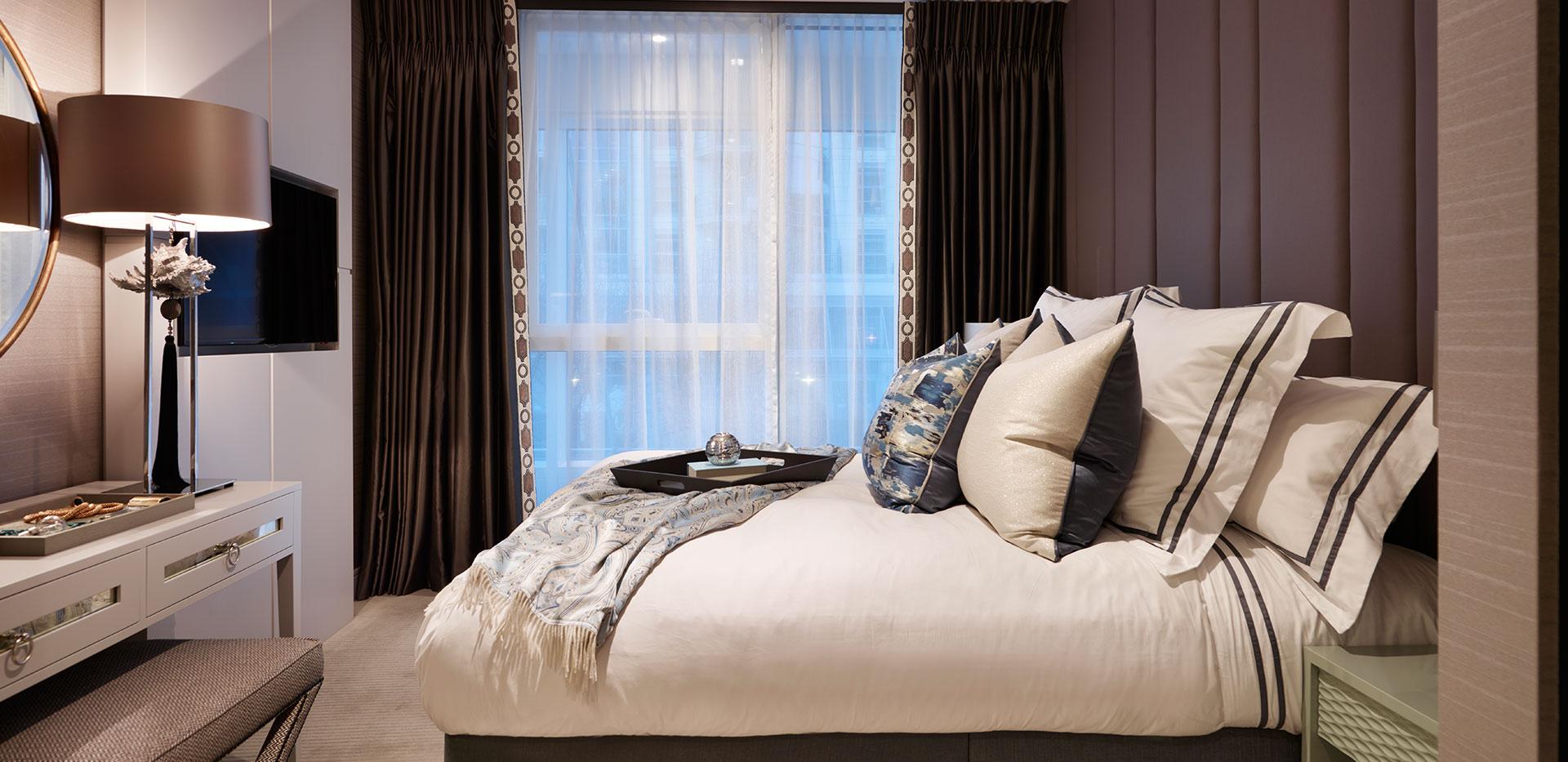 St George, Battersea Reach, Bedroom, Apartments