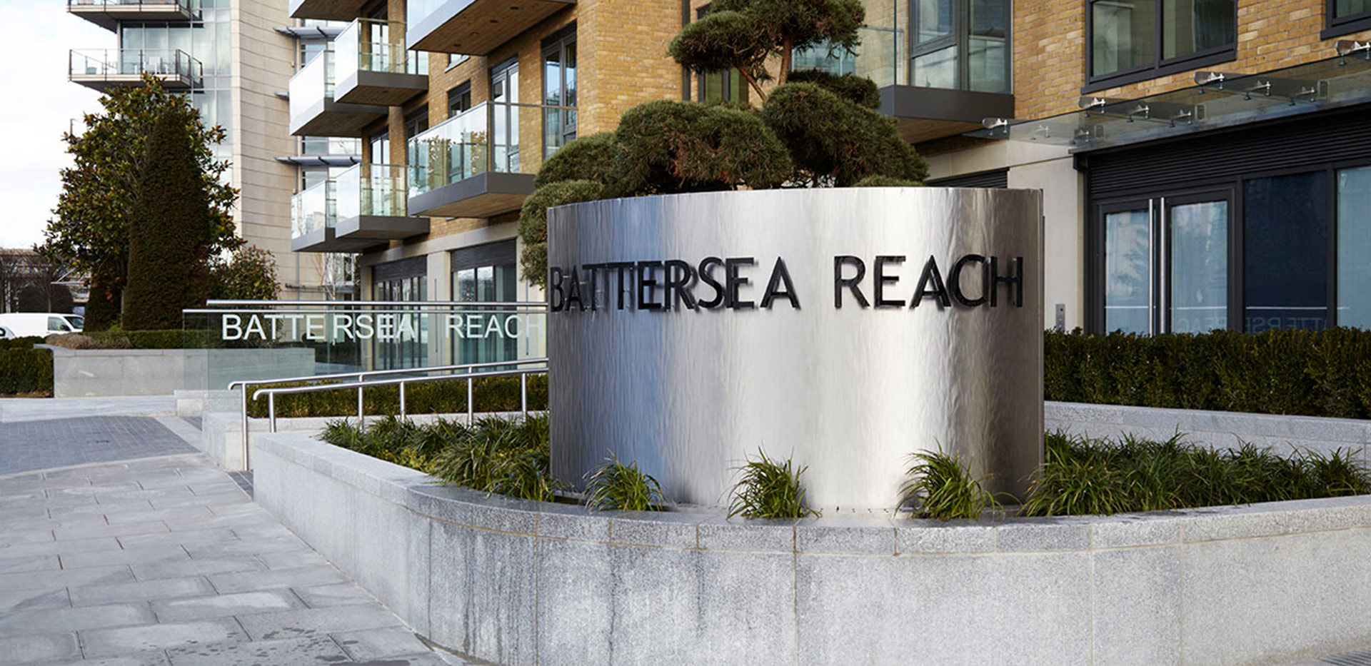 Berkeley, Battersea Reach, Development Exterior 01