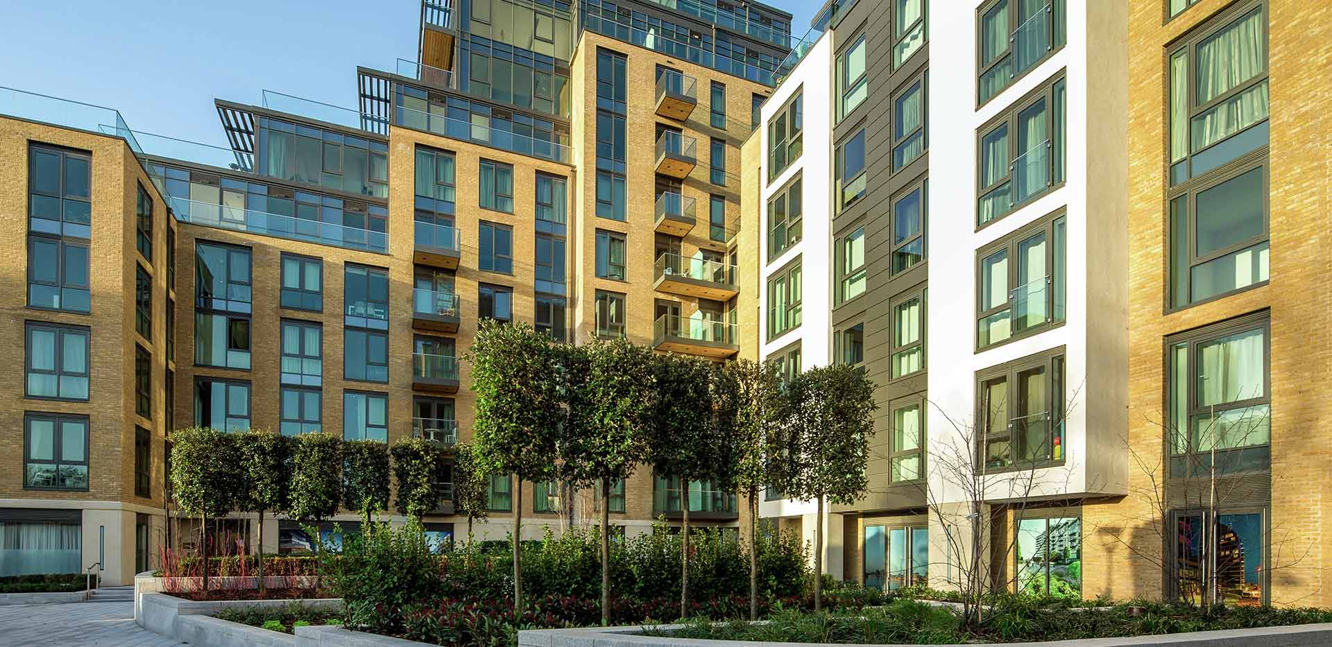 Berkeley, Battersea Reach, Development Exterior 02
