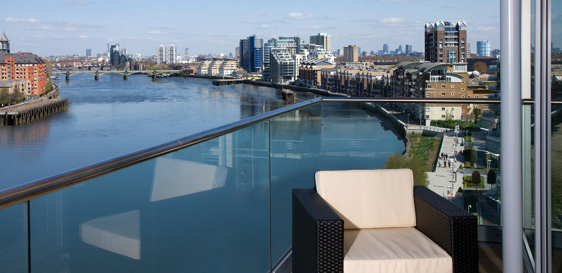 Berkeley, Battersea Reach, Lifestyle