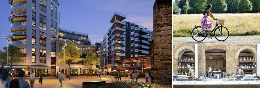 St George, Dickens Yard, Ealing's New Destination