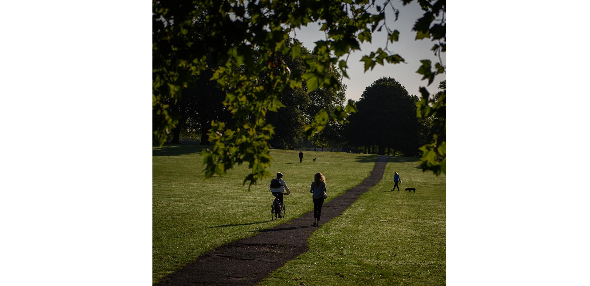 St James, Fitzroy Gate, Old Deer park