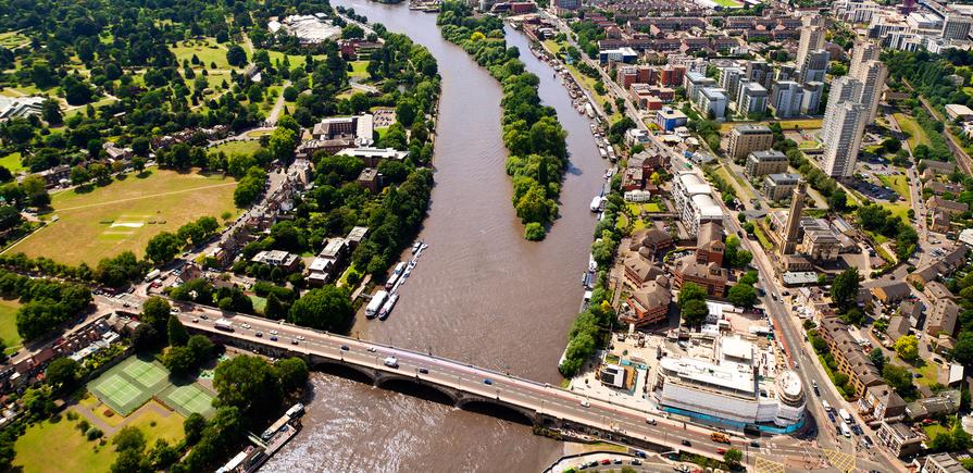 St James,Heritage Walk,Aerial,View1