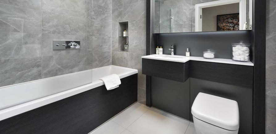 St James, Heritage Walk, Bathroom, Interior