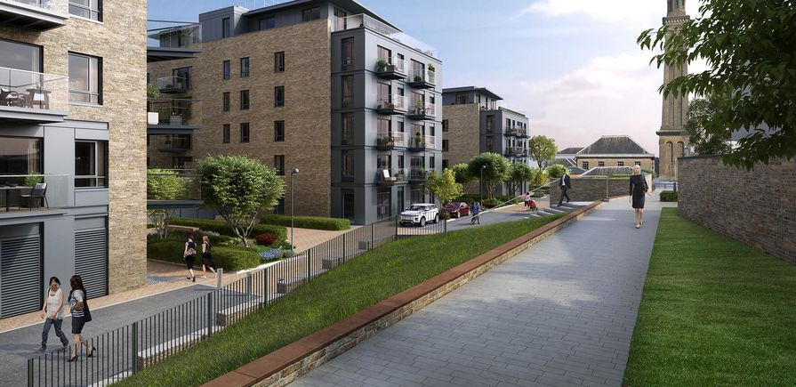 St James,Heritage Walk,Development,Update