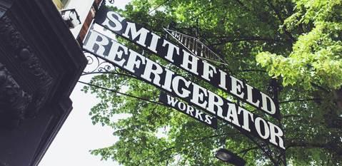 Smithfield Square in Hornsey
