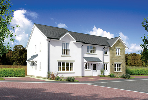 Monarch 39 S Rise In Arbroath Houses By Stewart Milne Homes