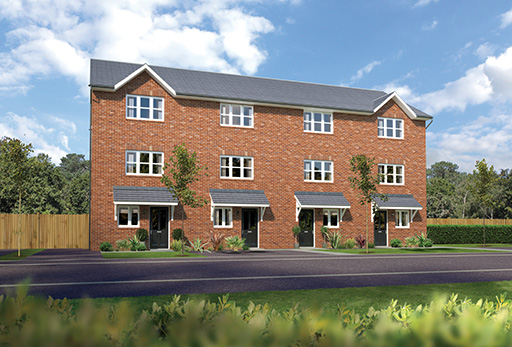 Upton pines in wirral houses by stewart milne homes for Upton builders
