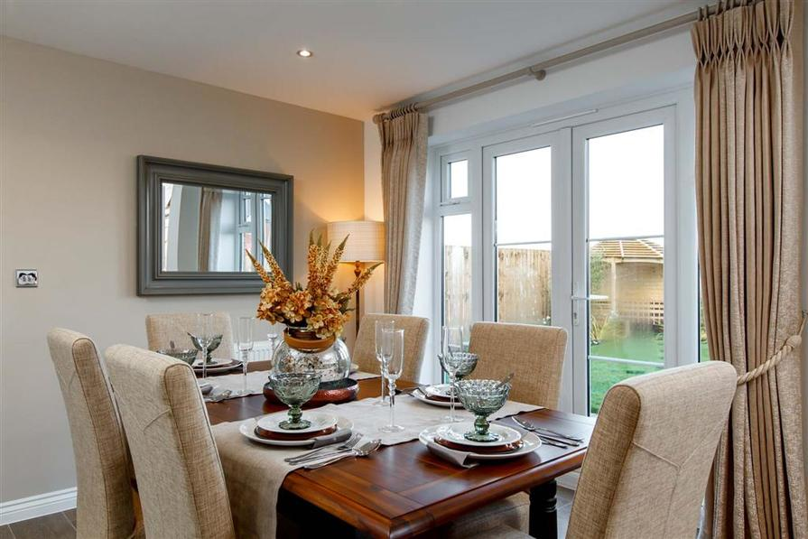 Image of Haddenham showhome at Annandale Park