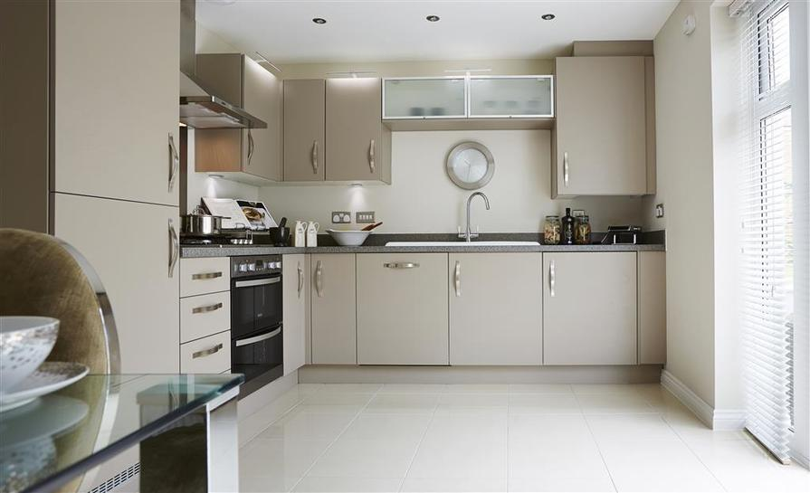 Actual Image from the Gosford Showhome at Winnington Village