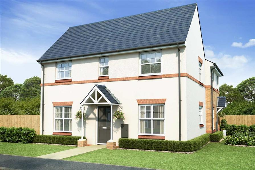 Artist Impression of The Patterdale (The Lanes - Render)