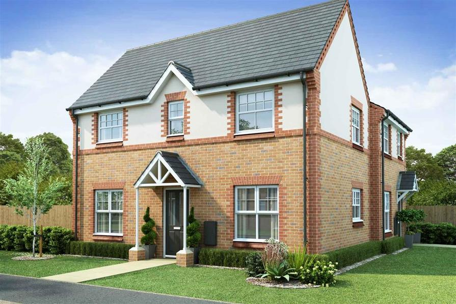 Artist Impression of The Patterdale (Booth Lane - Render)