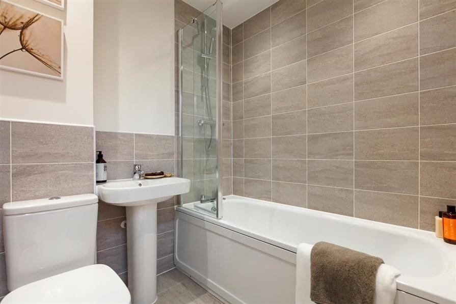 Typical Gosford Bathroom