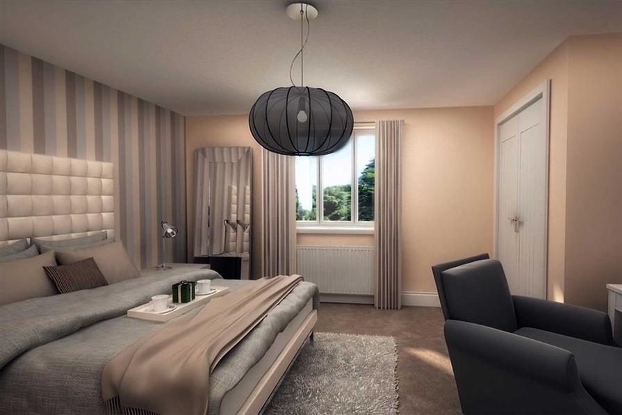 Artists impression of a typical Redfern home