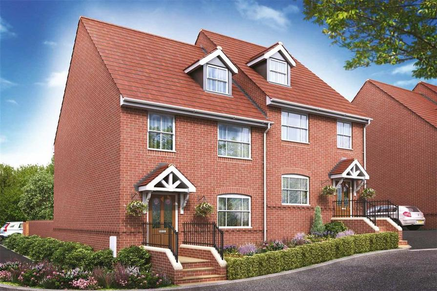 Artists impression of a typical CroftonSP home