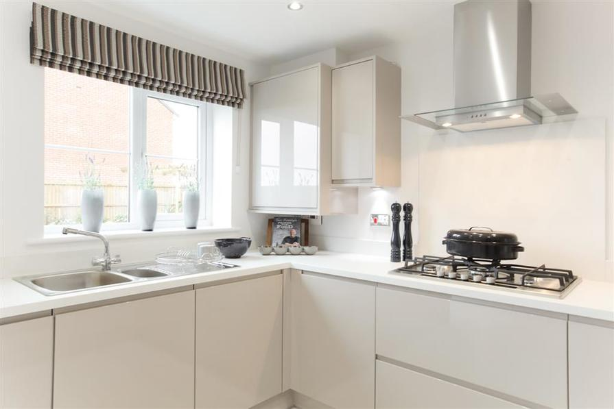 Image from the Hadleigh showhome at Annandale Park