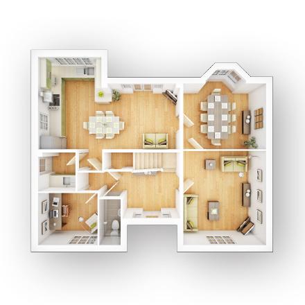 Taylor-Wimpey-Bramford-Bluebelle-GF-3d-Floorplan