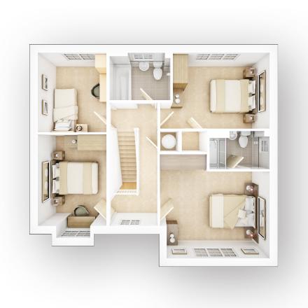Taylor-Wimpey-Gretton-Bluebelle-FF-3d-Floorplan