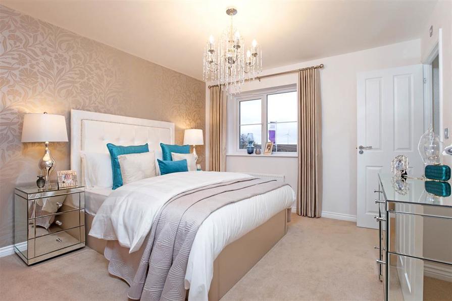 Whitford Master bedroom