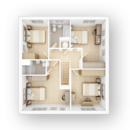 Taylor-Wimpey-Thornford-Bluebelle-FF-3d-Floorplan