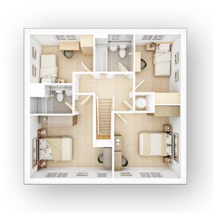 Taylor-Wimpey-Shelford-Bluebelle-FF-3d-Floorplan