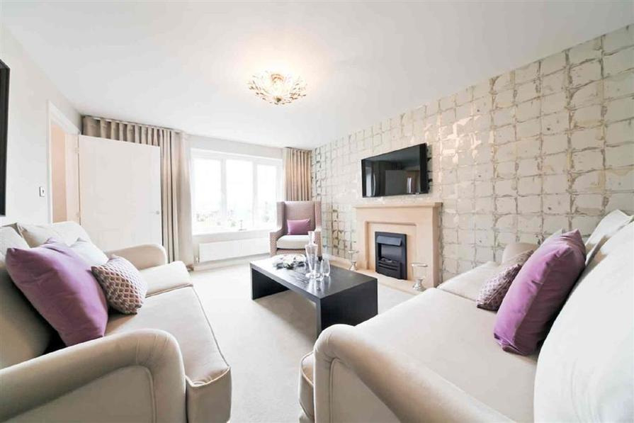 Typical Taylor Wimpey Interior