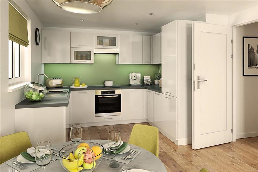 Block B1 Plot 43_Kitchen