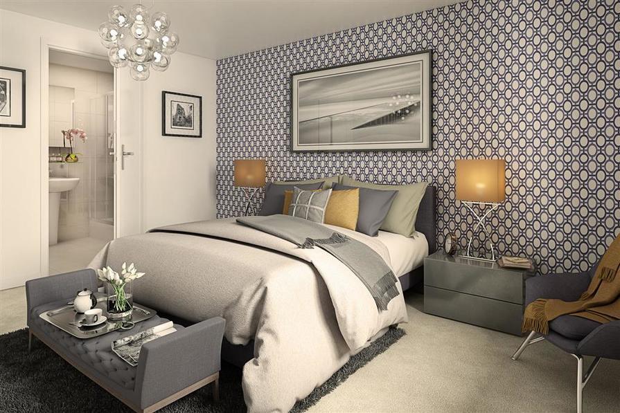 Block B1 Plot 43_Master_Bedroom