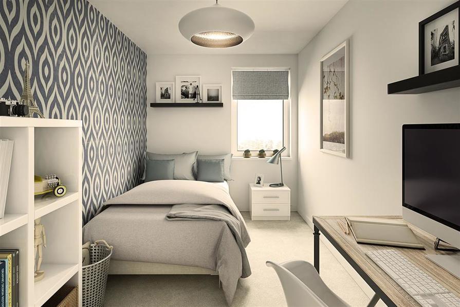 Block B1 Plot 43_Bedroom