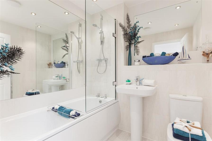 Lydford Show Home