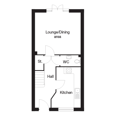 Taylor-Wimpey-Ashton-3-bedroom-home-ground-floor-plan
