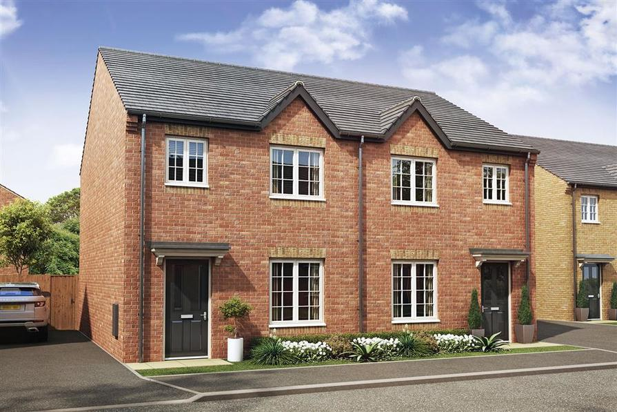 Artist impression of the Gosford at Clover View