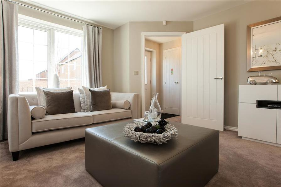 Actual Gosford show home at Clover View