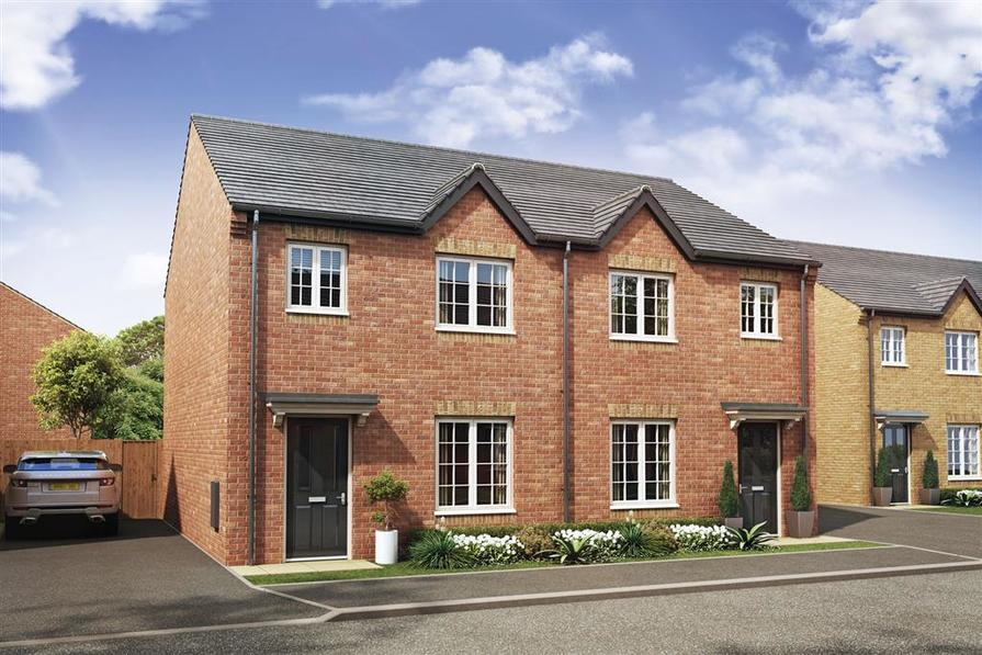 Artist impression of the Gosford at Colliers Court