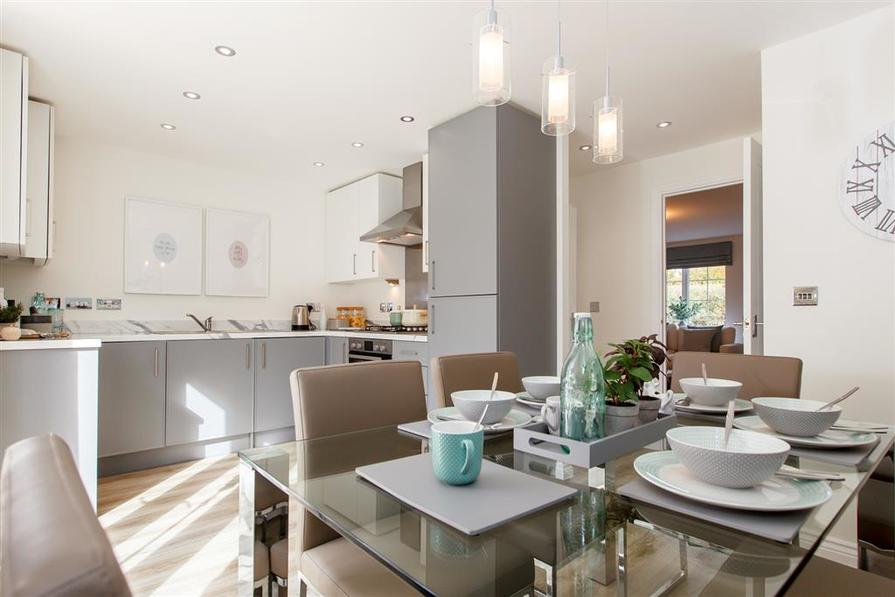 Typical Taylor Wimpey Interior of a Gosford