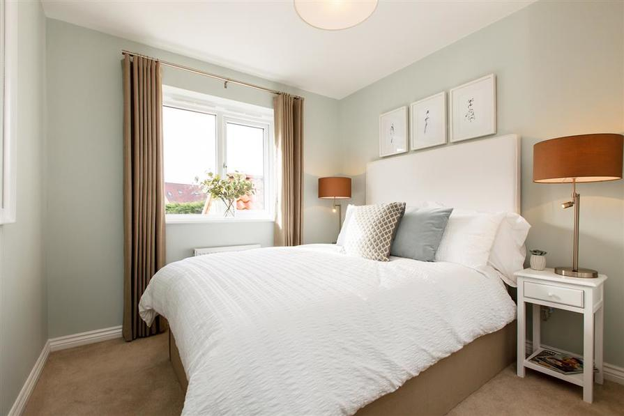 Gosford Show Home at Windmill Meadow