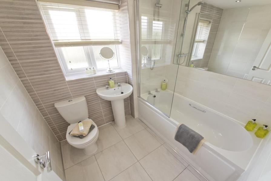 Typical Taylor Wimpey Interior of a Kentdale