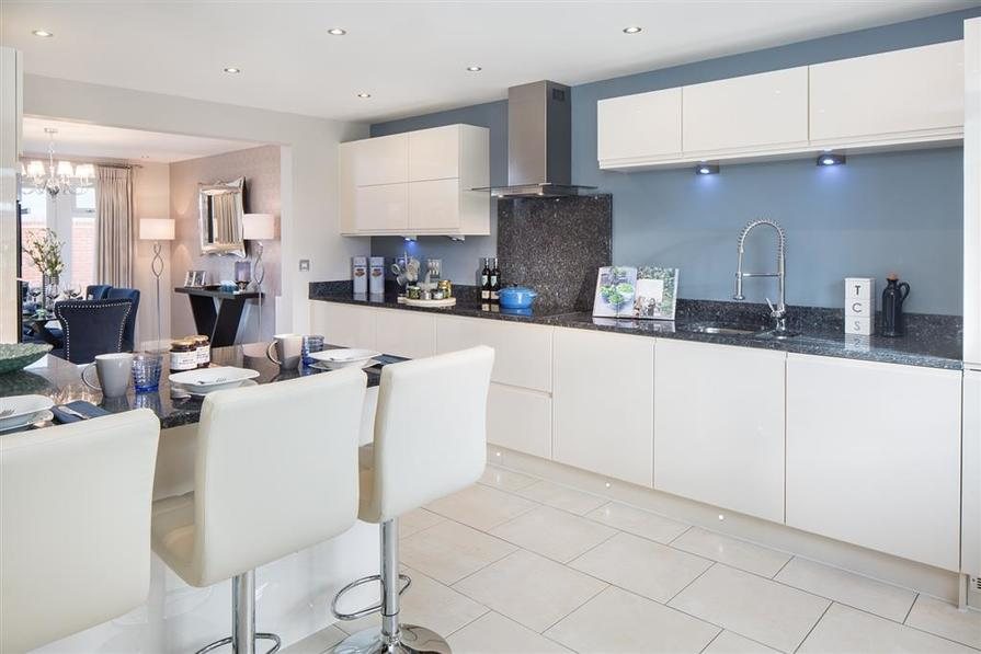 Actual Thornford Show home at Cranbrook
