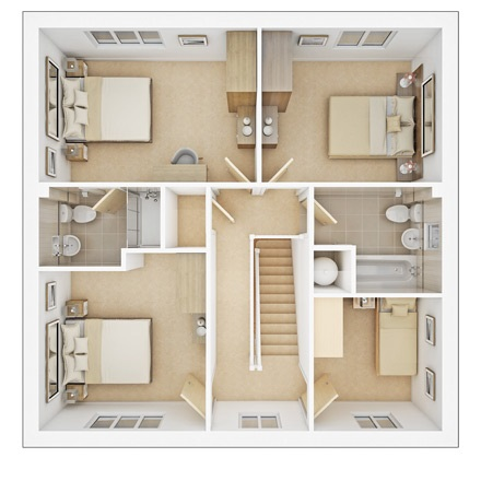 Downham--FF--floorplan