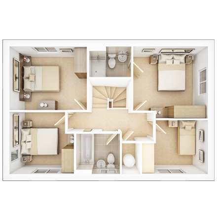 Kentdale--FF--floorplan