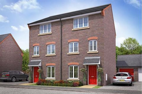 4 bedroom end terraced house for sale