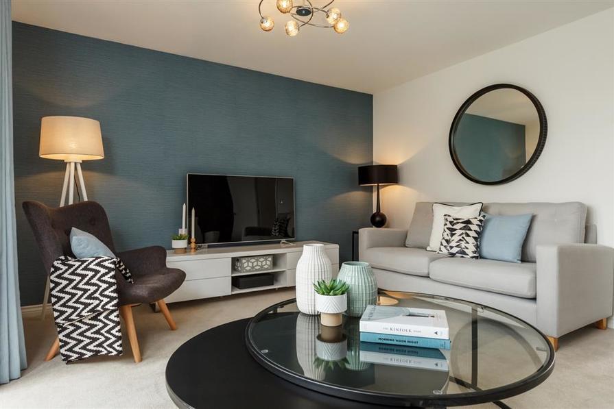 Typical Ashton G Home | Emerald Quarter
