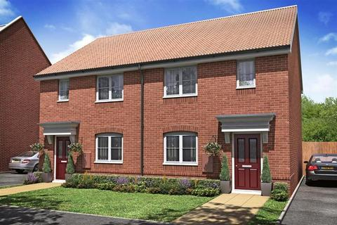 Plot 2 The Denford Show Home