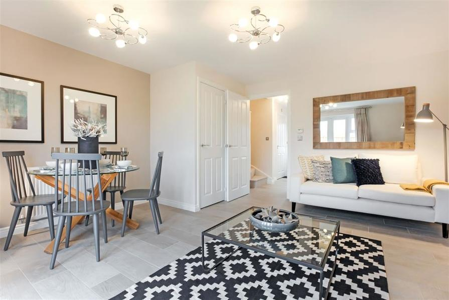 Image of Dadford showhome at Galley Hill