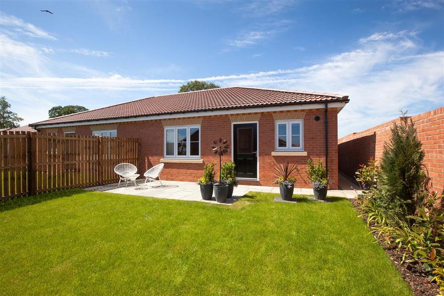 Image from Hollywell Show Bungalow Galley Hill