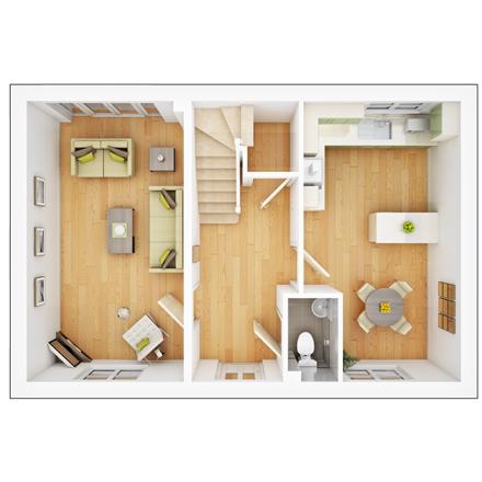 Embleton - Ground Floor Plan